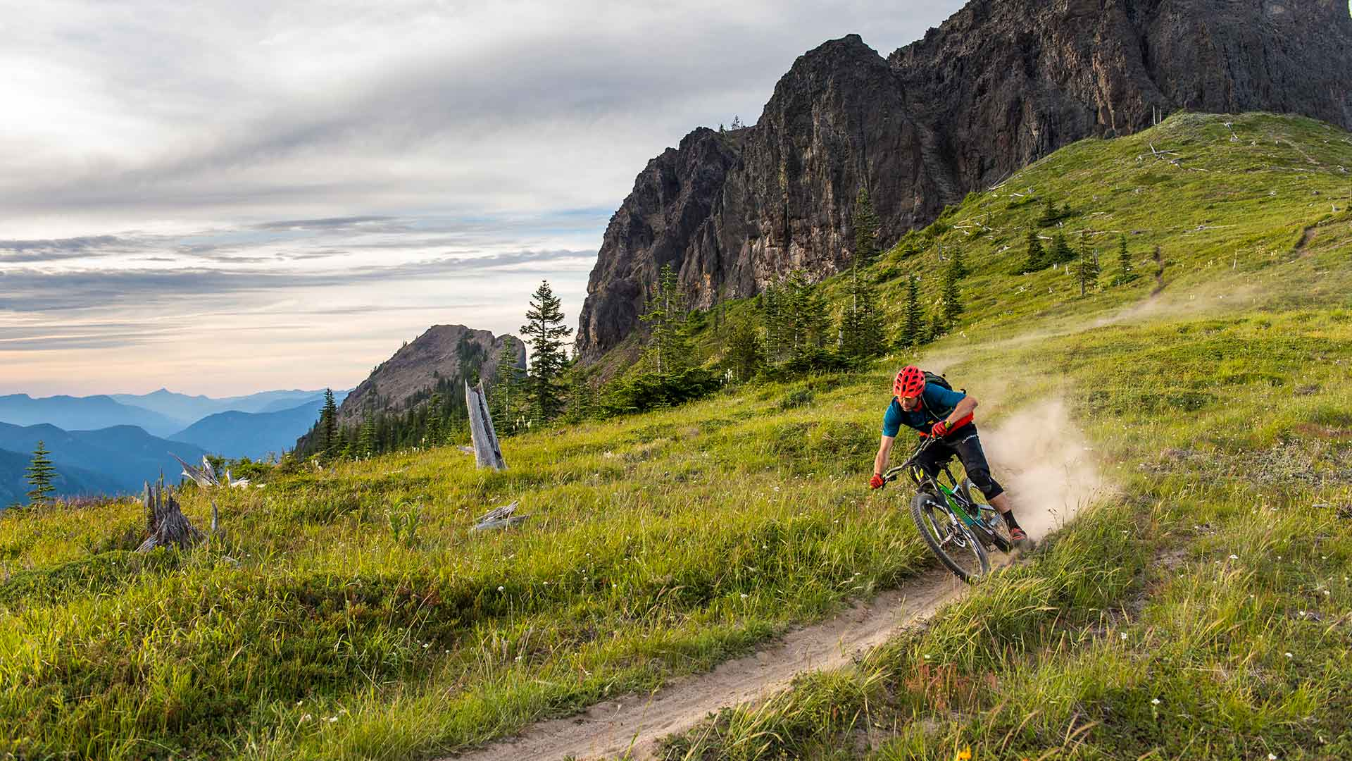 Trans Cascadia Mountain Bike Excursions